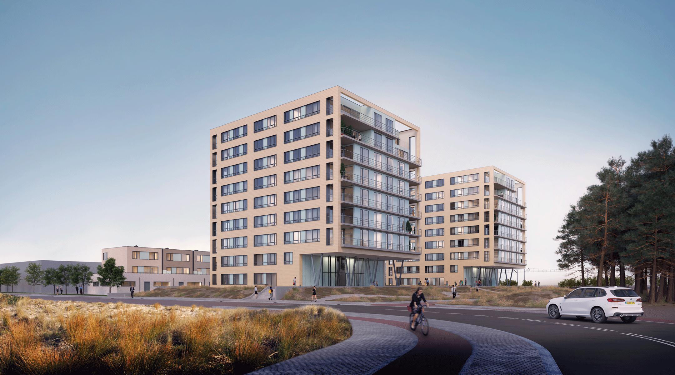 Santfort | Appartementen